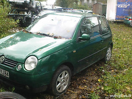 volkswagen lupo Hečbekas 1999