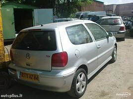 volkswagen polo iii Hečbekas 2001