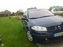 Renault Megane II 2004 m. dalys
