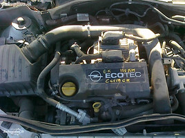 Opel Corsa C, 2002m.