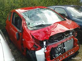 Toyota Aygo I, 2008m.
