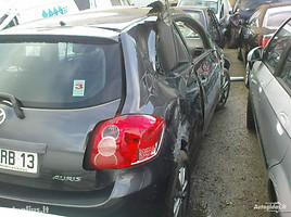 Toyota Auris I, 2007m.