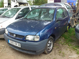 Seat Arosa   Hatchback