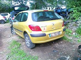Peugeot 307 I  Hečbekas