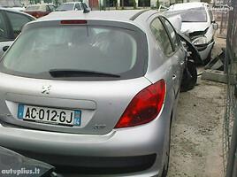 Peugeot 207 2009 m. dalys