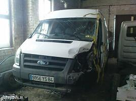 Ford Transit V (2000-2006)   Krovininis mikroautobusas