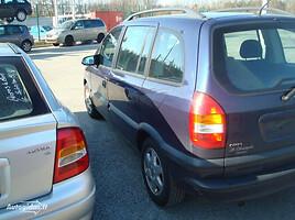 Opel Zafira A 74kw , 2001y.