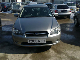 Subaru Legacy Universalas 2006