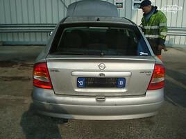 Opel Astra II Benzinas ir dyzelis 2000 m. dalys