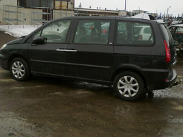 Peugeot 807, 2004m.