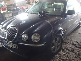 Jaguar S-Type   Седан