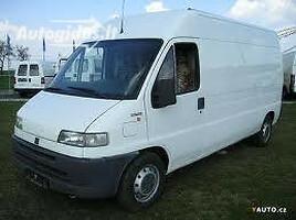 Fiat Ducato II  Krovininis mikroautobusas