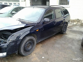 Ford Mondeo Mk3, 2006m.