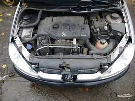 Peugeot 206 Benzinas Dyzelis 2000 y. parts
