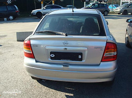 Opel Astra II 2,0 DTI, 2001m.