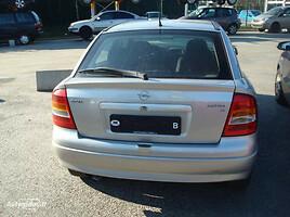 Opel Astra II Benzinas ir dyzelis 2001 y. parts