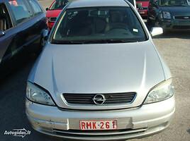 Opel Astra II Benzinas ir dyzelis Sedanas 2001
