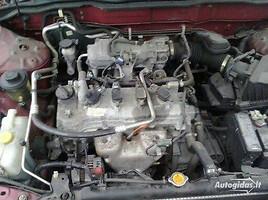 Nissan Almera N16 2004 m. dalys