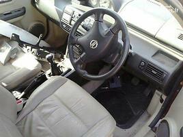 Nissan X-Trail 2002 m. dalys