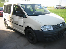 Volkswagen Caddy  55kw Хэтчбек