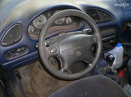 Volkswagen Sharan I, 1996m.