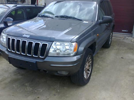 jeep grand cherokee ii Visureigis 2003