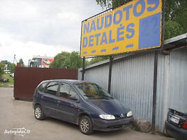 Renault Scenic I, 1997y.