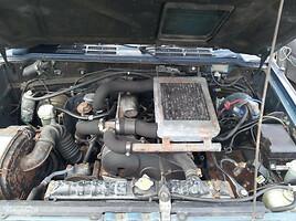Mitsubishi Pajero II 2000 m. dalys