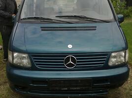 Mercedes-Benz Vito W638 2000 m. dalys