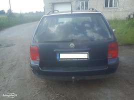 Volkswagen Passat B5 dalys urmu, 1999m.