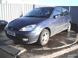 Ford Focus MK1 2003 y. parts