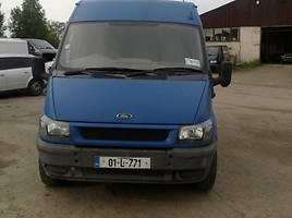 Ford Transit V (2000-2006)  2004 m. dalys