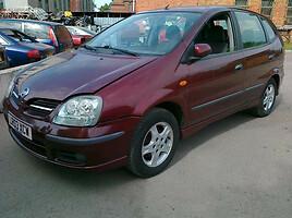 Nissan Almera Tino 2005 m. dalys