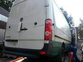 Volkswagen Crafter Maksi (100kW) 2006 m. dalys