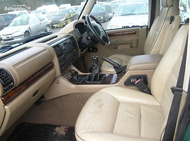 Land-Rover Discovery II 1999 y. parts