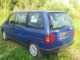 Fiat Ulysse  Europa 2,0 16VHDI Минивэн