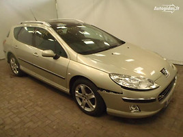 Peugeot 407 2006 m dalys