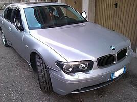 BMW Serija 7, 2004y.