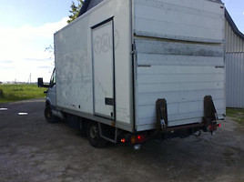 Iveco Daily 2004 m. dalys