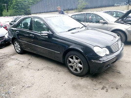 Mercedes-Benz C 320 W203