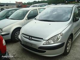 Peugeot 307 I Euro 1,4 1.6 2,0HDi Hečbekas