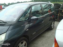 Renault Espace IV 2,0T DVD TV 2004 y. parts