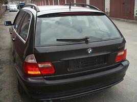 Bmw 330 E46 2002 m dalys