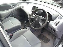 Nissan Almera Tino 2004 m. dalys