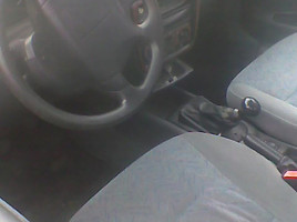 Daewoo Nubira 1998 m dalys