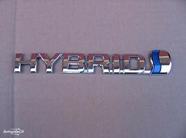Toyota Yaris III 2012 m. dalys