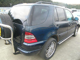 Mercedes-Benz ML 320 W163