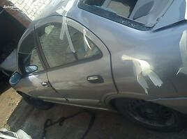 Nissan Almera N16 1.5 dci 60kw 2005 m. dalys