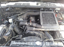 Mitsubishi Pajero II 1997 m. dalys