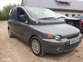 Fiat Multipla 2001 m. dalys